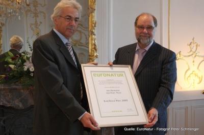EuroNatur-Preis 2009