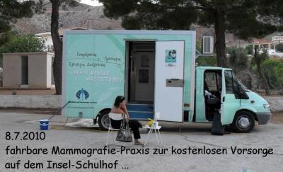 Mammografie - Tilos
