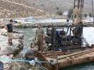 Neuer Hafen Agios Stefanos